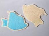 "Washcloth for children ""Дельфин"""